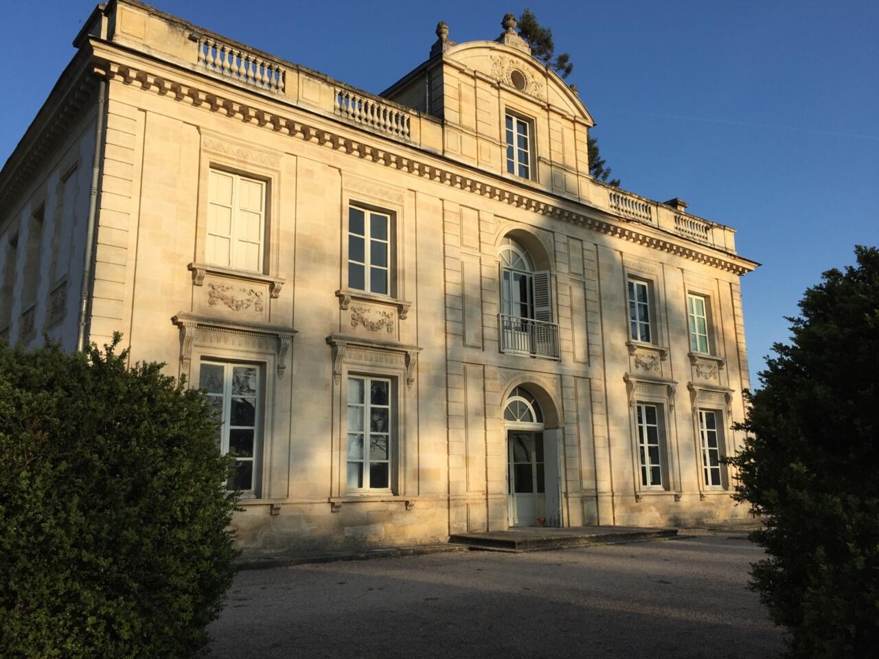 chateau de gradignan